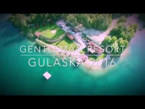 GoPro JetSurf Caribbean dream in Slovakia - Gulaska lake, Senec