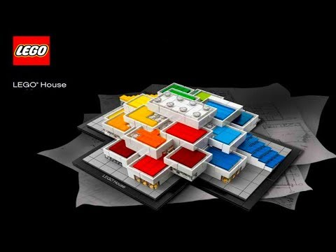 LEGO® House Android Gameplay ᴴᴰ