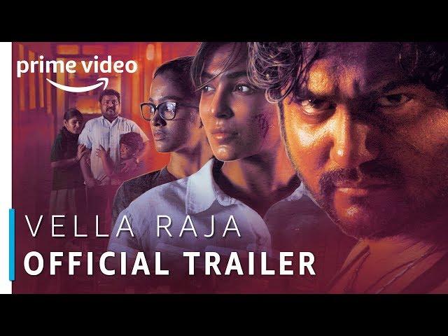Vella Raja | Official Trailer | Tamil TV Series | Prime Exclusive | Amazon Prime Video
