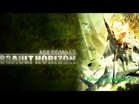 """Keep Alive"" 9/35 - Ace Combat Assault Horizon Sountrack OST"