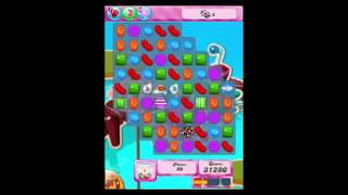 Candy Crush Saga Level 130 Walkthrough