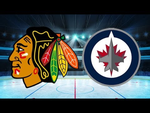 Chicago Blackhawks vs Winnipeg Jets (2-1) – Jan. 12, 2018 | Game Highlights | NHL 2018