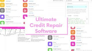 Ultimate Personal Credit Repair Software & Automation