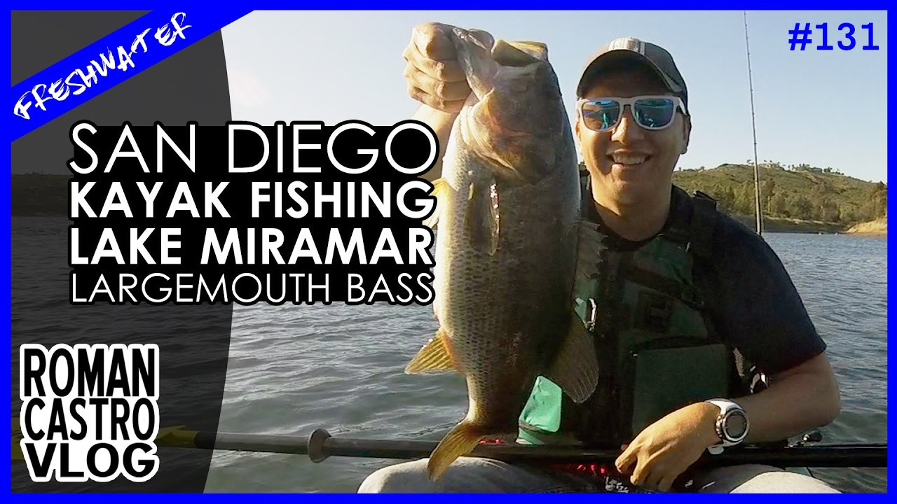 San diego bass fishing miramar reservoir quick swimbait for Bass fishing san diego