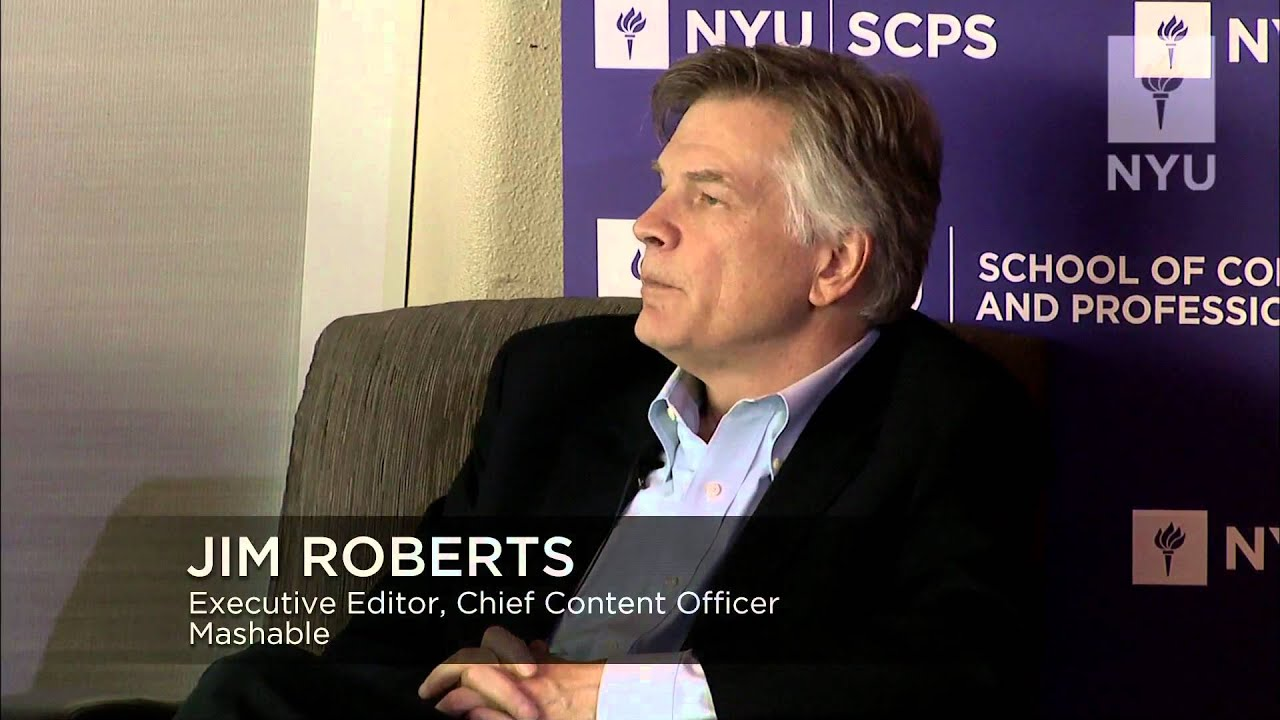 NYU-SCPS Media Talk - Native News, Native Now: The Changing Face of Digital  Content