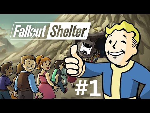 Fallout Shelter Android GamePlay #1 (1080p)