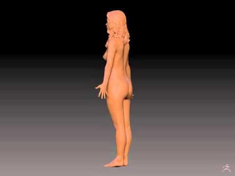 anatomy female body - YouTube