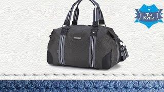 Спортивная стильная сумка Dolly 933 купить в Украине - обзор