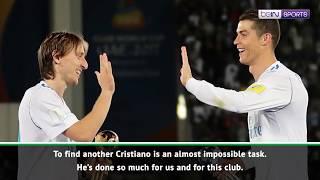 Modric calls on teammates to fill Ronaldo's void