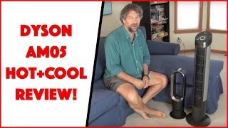 Dyson AM05 Hot+Cool Rotating Floor Fan - Reviewed!