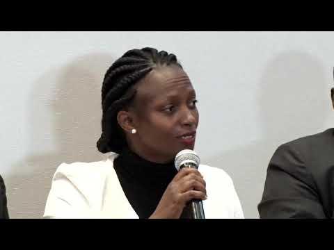 AWAN - Afrika 1st Continental Conference & #Value4Her B2B Fair Day 1 Recap