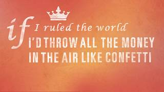 "Big Time Rush - ""If I Ruled The World"" Official Lyric Video"