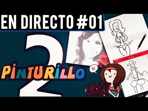 En vivo: #Pinturillo 01: Dibujos Pervert*do Everywhere ♥   Pinturillo con IrizGomez