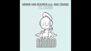 Armin van Buuren ft. Ana Criado - I