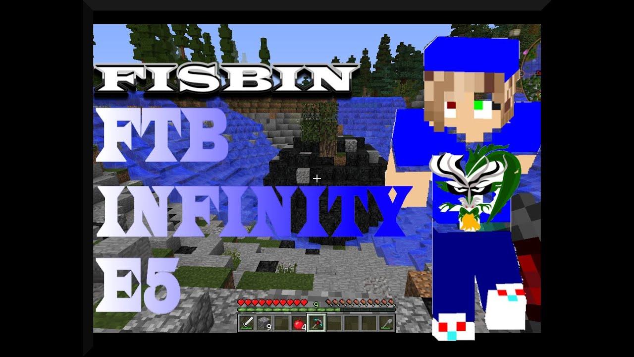 Minecraft Ftb Infinity E5 Blaze Farm Youtube