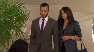 Teresa é proibida de ir no casamento de Mariano e Aurora