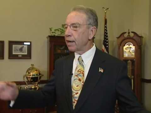 Grassley On Angry Tweets