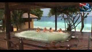 Mataking Reef Dive Resort: Mataking scuba video - honeymoon, mandarin fish, seahorses.