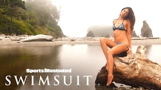 Lily Aldridge Intimates | Sports Illustrated Swimsuit 2015