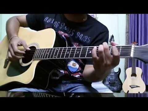 Bhula dena mujhe (aashiqui 2) Fingerstyle Guitar cover.