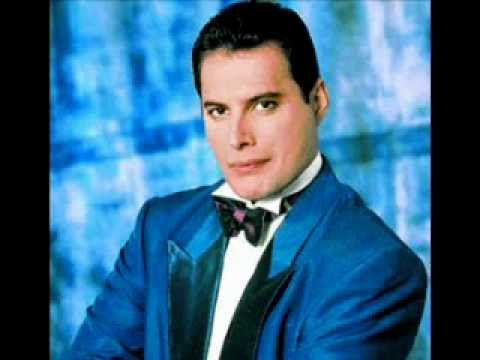 Freddie Mercury - Barcelona-Freddie's Vocal Only  (Later Version)