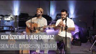 Sen Gel Diyorsun (Öf Öf) - Cem Özdemir & Ulaş Durmaz (Cover) / @garajakustik Video