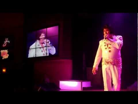 John Gilpin - (Sat. night) Elvis Fest. 2013 - Pala