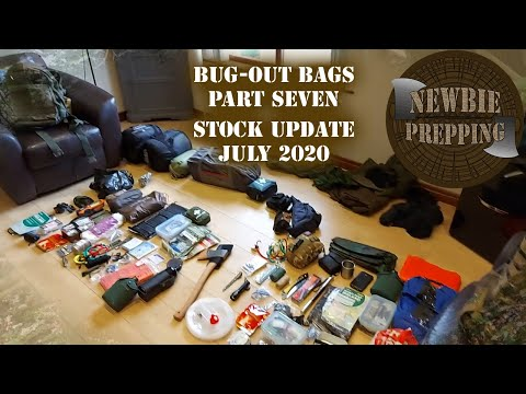 stock-update-july-2020---bug-out-bags-part-seven