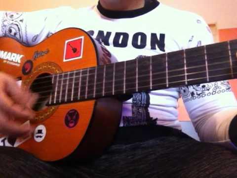 cheb tarik j'ai pas besoin de ta pitié guitar lessons 2016