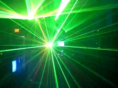 Cleveland Ohio Largest Display of Laser Lighting for Sale