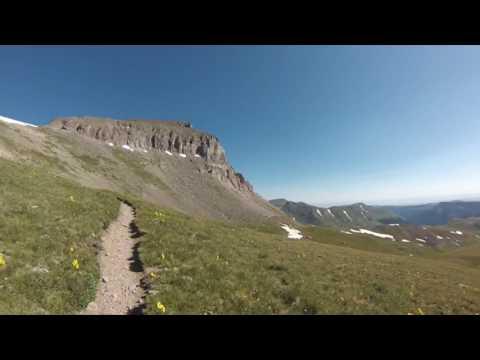 Uncompahgre Peak Climb 2016