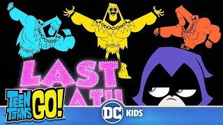 Teen Titans Go! KARAOKE | Last Breath | DC Kids