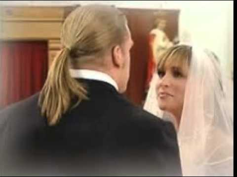Triple H Stephanie Wedding Full Video