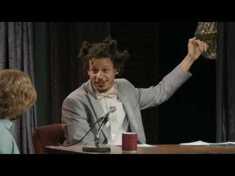 The Eric Andre Show   Haley Joel Osment Interview S04E09