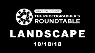 Photographers Roundtable Trailer