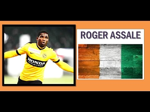 ROGER ASSALE | ASSISTS & GOALS | YOUNG BOYS 2017 | HD