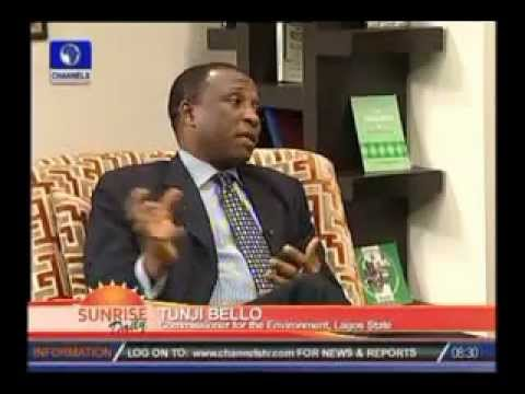 New Parks and Garden Law will make Lagos the cleanest city - Commissioner - Part 1