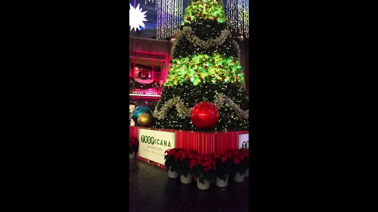 Tropicana Hotel Atlantic City Christmas Show