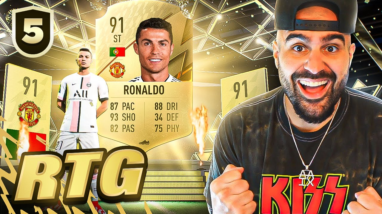 Download OMG CRISTIANO RONALDO!! Building Our 3 MILLION Coin Team!! FIFA 22 Ultimate Team RTG