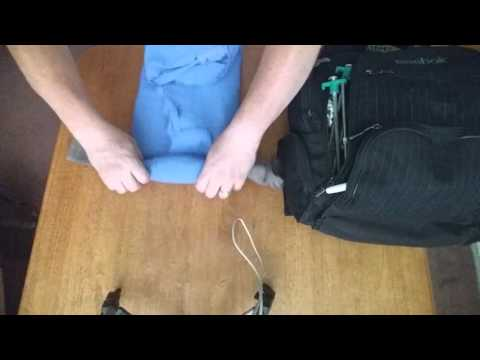 SHTF GET HOME BAG PILL COMPACT CLOTHING OPTION