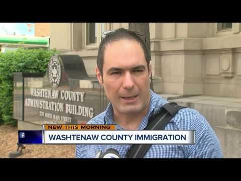 Washtenaw County immigration