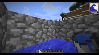 minecraft как сделать колодец