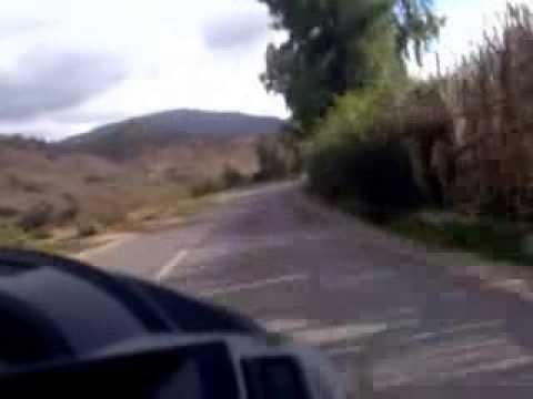 Moto Vers Moulay Brahim-Iil-Ijoukak