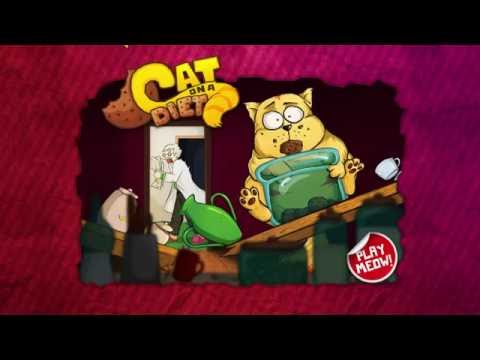 Cat on a Diet - First 12 Minutes |