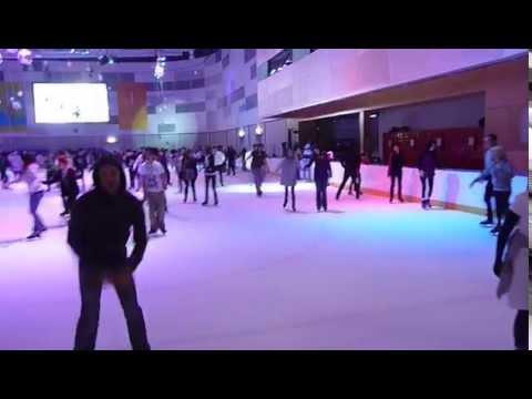 Ski sobre hielo - Melbourne - Australia