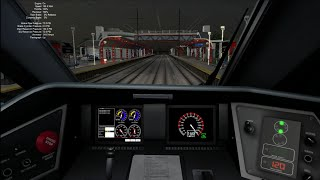 Train Simulator 2015 HD EXCLUSIVE: Amtrak Acela Express Cab Ride 165 MPH High Speed Testing on NEC