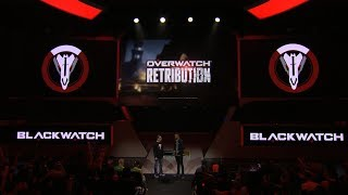 Jeff Kaplan Introduces Overwatch Retribution | Overwatch League