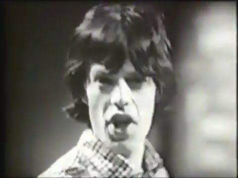 Rolling Stones - Walking The Dog (Live) Australian TV Show, 1965