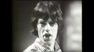 Rolling Stones - Walking The Dog (Live) Australian TV Show, 1965