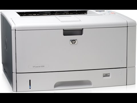 HP 5200 PCL6 WINDOWS 10 DRIVER
